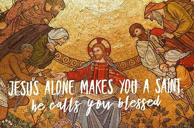 lutheran sermons for all saints day