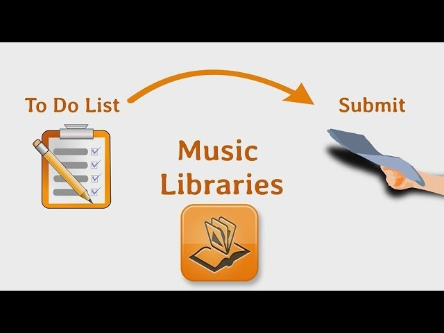 submit music to publishing company