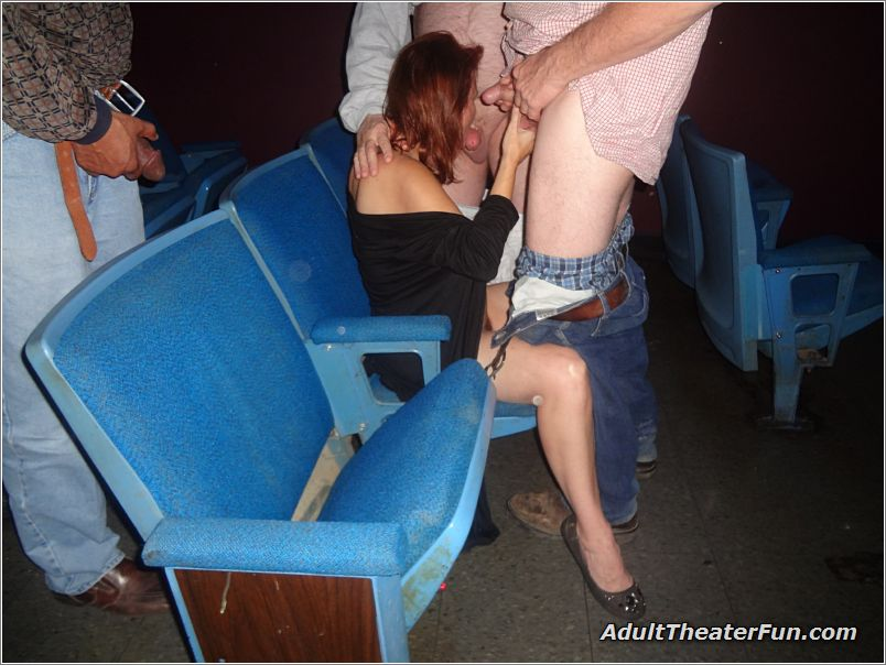 real amateur adult theater sex