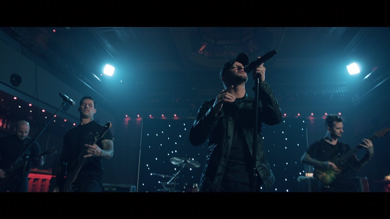 all that remains new music video
