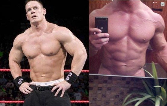 pics of wwe male superstars naked